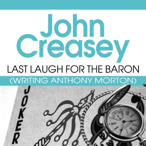 Last Laugh for the Baron cover art