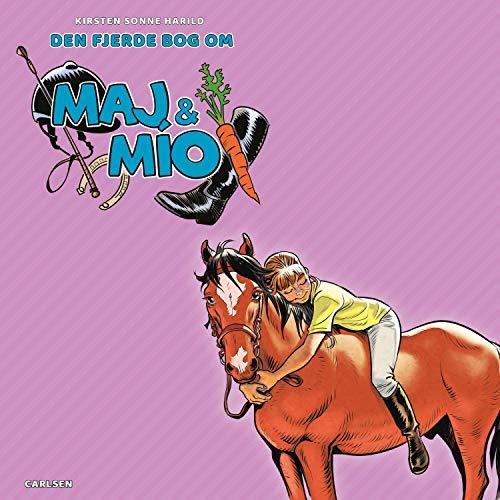 Maj & Mío - Den fjerde bog cover art