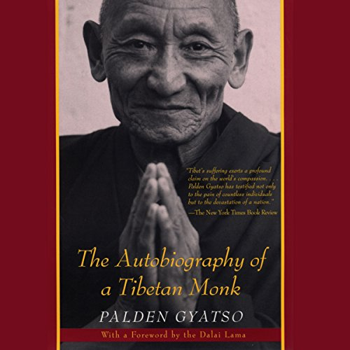 The Autobiography of a Tibetan Monk cover art