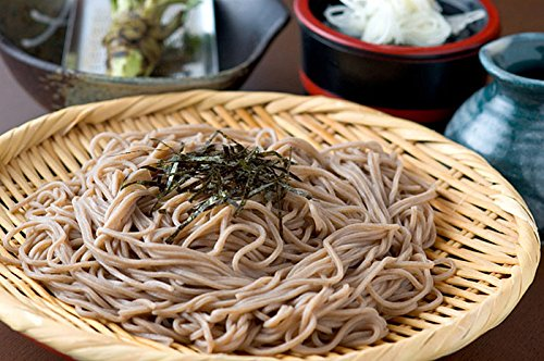 より安心の国内産原材料にこだわり 「きそば(200g)」5個セット 新潟のへぎそば/へぎ蕎麦 は海藻(ふのり)をつなぎに使いツルミ感溢れる滑らかな喉(のど)ごしと、コシの強さが特徴です