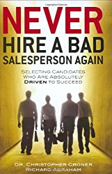 Christopher Croner's book is recommended on The Best  Sales Books.