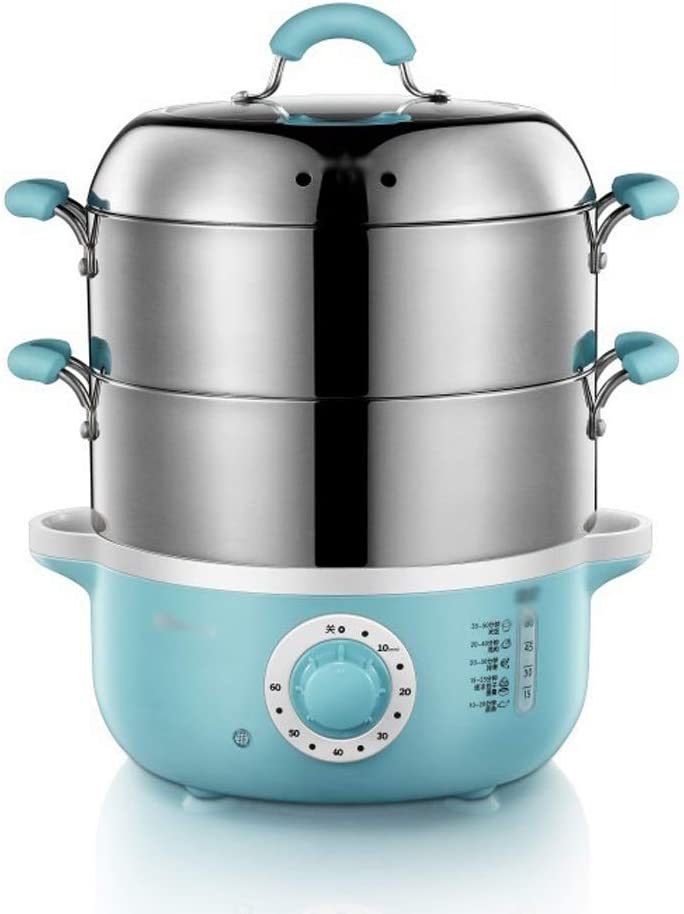 ygqzg Max 80% OFF Multifunctional Household Electric Power Max 56% OFF Automatic Steamer
