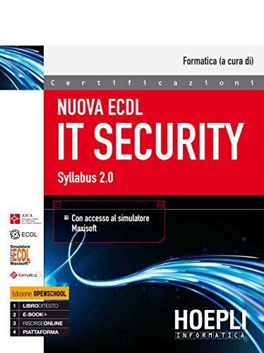 Nuova ECDL IT security. Syllabus 2.0