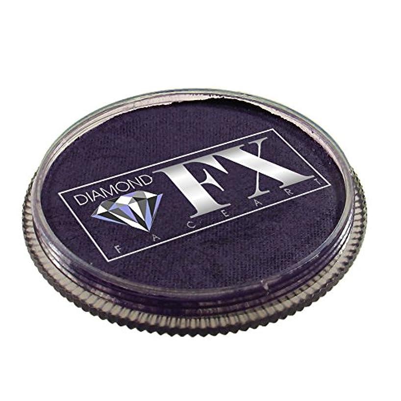 Diamond FX Metallic Face Paint - Metallic Violet (32 gm)