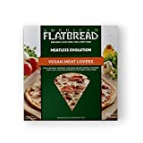 American Flatbread Vegan Plant-Based Meat Lovers Pizza, 11.2 oz (Pack of 6)   Dairy-Free   GMO-Free   No Artificial Preservatives