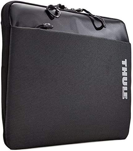 Thule Subterra Water Resistant Thick Soft Case/Sleeve to fit Apple Macbook 12' and an iPad Mini - With Internal Plush Lining and Extra Padded Edges