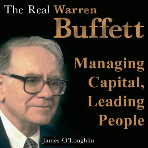 The Real Warren Buffett cover art