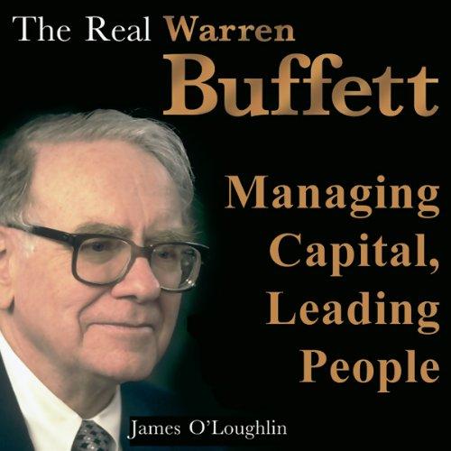 The Real Warren Buffett audiobook cover art