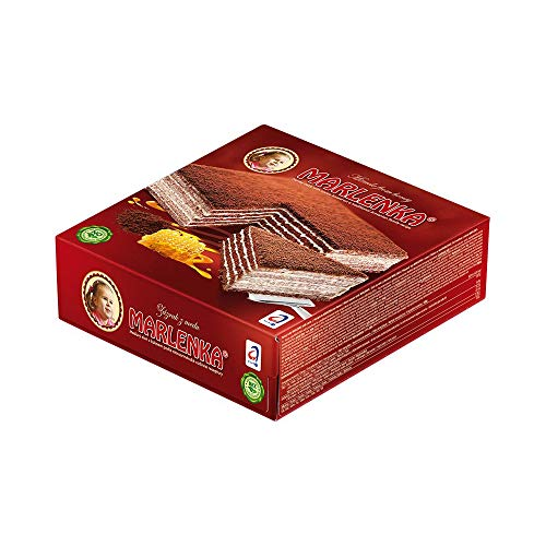MARLENKA Honigkuchen mit Kakao - Milchkakao-Torte (1 x 800g)