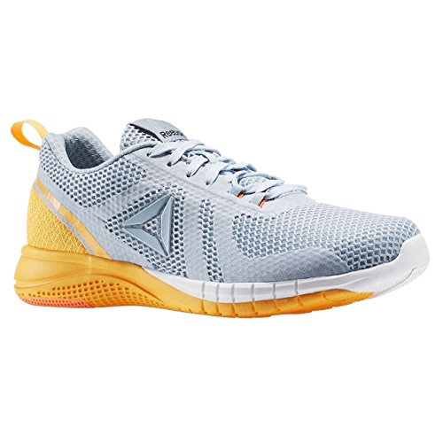 Reebok BD4545, Zapatillas de Trail Running para Mujer, Gris (Gris (Gable Grey/Fire Spark/White/Vitamin C/PW), 39 EU