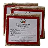 A Blend Above Deep Dish Pizza Dip Mix Mixed Seasonings Packet, 1 oz (3 Pack)