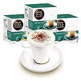 Nescafé Dolce Gusto Coffret Cadeau 3 boîtes avec gobelets Espresso Ristretto pour Le café, la Capsule de café