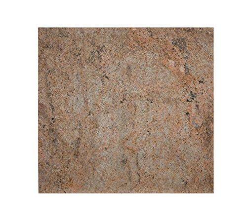Große Arbeitsplatte Küchenplatte, Servierplatte oder Tischplatte aus poliertem Granit,...