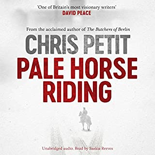 Pale Horse Riding cover art