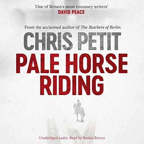 Pale Horse Riding audiobook cover art