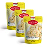 Miss Jones Baking 90% Organic Cookie Mix, Non-GMO, Vegan-Friendly, Perfect for Birthdays: Confetti Pop (Pack of 3)