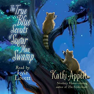 The True Blue Scouts of Sugar Man Swamp cover art
