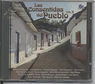 Las Consentidas Del Pueblo Vol.3