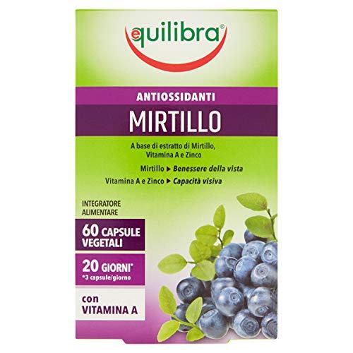 Equilibra Mirtillo, 60 Capsule