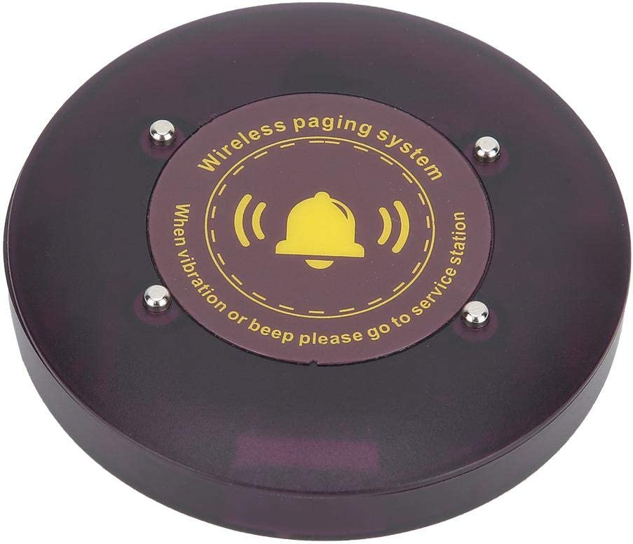 New Orleans Mall Wosune Queue Calling Pagers Resistant Fixed price for sale S Falling Paging to