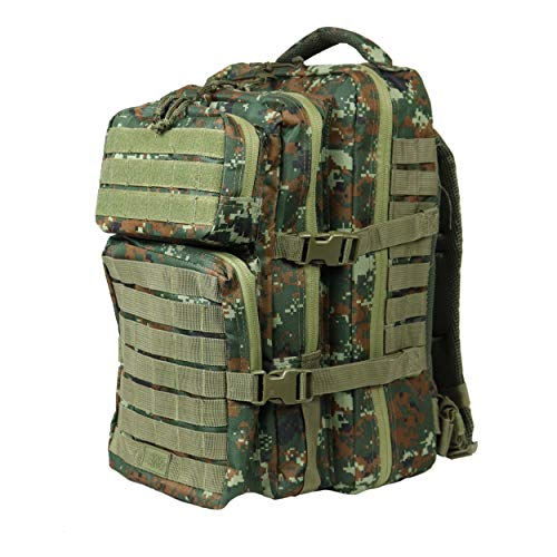 OSAGE RIVER Fly Fishing Backpack, Tackle and Rod Storage, Camo