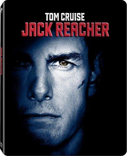 Jack Reacher - Limited Edition Steelbook (Blu-ray + DVD) [Media Markt / Saturn exklusiv]