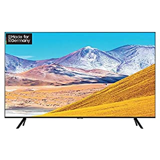 Samsung TU8079 207 cm (82 Zoll) LED Fernseher (Ultra HD, HDR10+, Triple Tuner, Smart TV) [Modelljahr 2020] (B085L2V26H) | Amazon price tracker / tracking, Amazon price history charts, Amazon price watches, Amazon price drop alerts