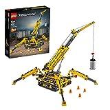 LEGO Technic - Grúa sobre Orugas Compacta, Juguete de construcción de Maquinaria, Novedad 2019 (42097)