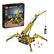 Features extendable outriggers moving both laterally and vertically, an extendable boom, and a hoist with extensive cabling and safety lock This 2-in-1 model includes crane180°-rotating superstructure and rugged crawler tracks and rebuilds into a Com...