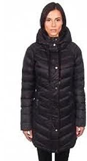 Callie Long Womens Jet Black Canada Jacket