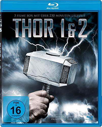 Thor 1 & 2 (Blu-Ray)
