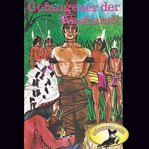 Gefangener der Washandi audiobook cover art
