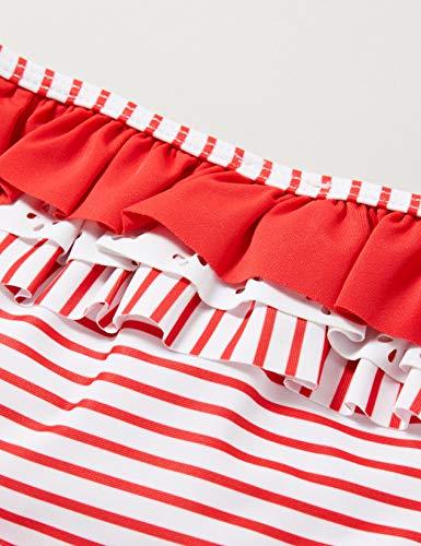 Chicco Costumino da Bagno Bimba Slip Costume, Rosso (Rosso 037), 50 (Taglia Produttore:050)
