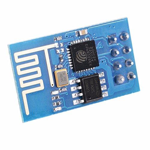 Lonfener ESP8266 seriële WIFI draadloze ontvanger module ontvangen AP+STA