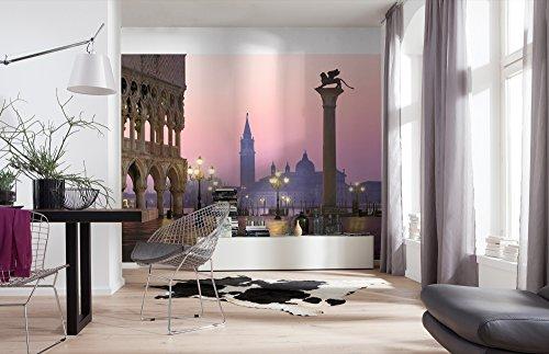 Komar - fotobehang SAN MARCO - 368 x 254 cm - behang, muurdecoratie, Italië, stad, Venetië, vakantie - 8-925