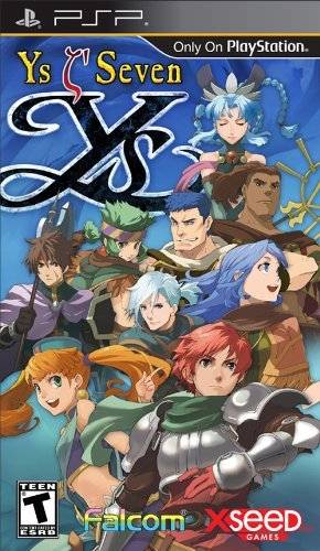 Ys Seven - Sony PSP (Renewed)