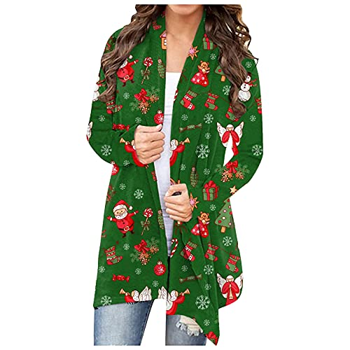 XTBFOOJ Weihnachten Langarmshirt gestreift Damen Pullover Damen rot Oversize Bluse Damen weiß mäntel Frauen mit Kapuze Sweatjacke gefüttert Damen lila Pullover Oberteile Damen elegant Damen Bluse