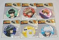 銀魂キャンペーンオリジナル缶バッジ全6種コンプ