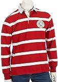 Tommy Hilfiger Ruben STP Rugby LS RF 882217906–Sudadera para Hombre Rojo 56