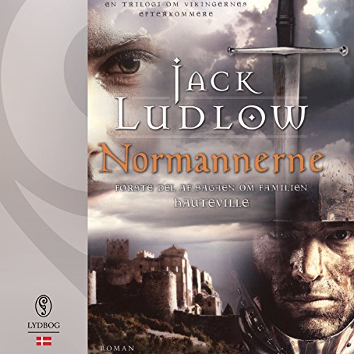 Normannerne audiobook cover art