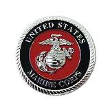 USMC Medallion – 3.5 Inches – Marine Corps EGA Eagle Globe Anchor Emblem