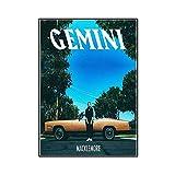 DuanWu Macklemore Gemini Rap Musik Poster und Drucke