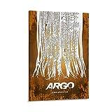 YRTY Argo-Film-Poster, Vintage, Wanddekoration für Bars,