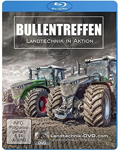 Bullentreffen Vol. 1 - Landtechnik in Aktion [Blu-ray]