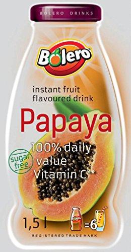 Bolero Drinks Papaya 24 x 9g