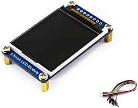 """128x64 1.3/"""" 3.3V LCD OLED Display HAT SPI for Raspberry Pi 2B//3B//Zero//Zero W RH"""