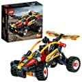 LEGO Technic Buggy 42101 Dune Buggy Toy Building Kit, Great Gift for Kids Who Love Racing Toys, New 2020 (117 Pieces)