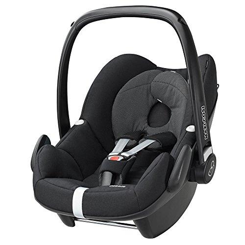 Maxi-Cosi Babyschale - Kinderautositz Gruppe 0+ (0-13 kg), schwarz