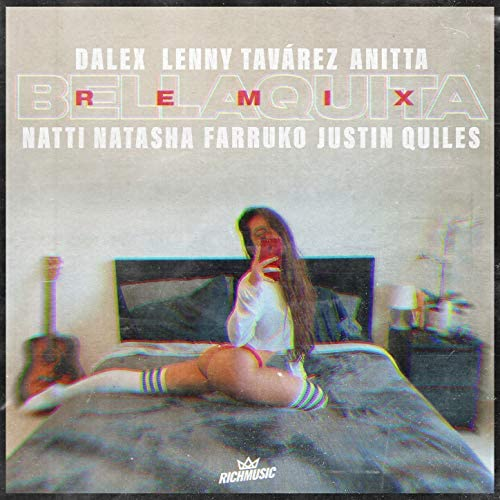 Dalex, Lenny Tavárez & Anitta feat. Natti Natasha, Farruko & Justin Quiles
