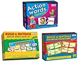Product 1: Building Sentences Product 1: Identifying Parts of Speech; Nouns, Verbs, Adjectives & Adverbs Product 1: Develop Language Skills Product 2: Building Simple Sentences Product 2: Identifying Subject and Predicate Product 2: Using Correct Pro...
